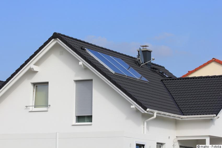 solarthermie warmwasser einsparpotenziale kosten. Black Bedroom Furniture Sets. Home Design Ideas