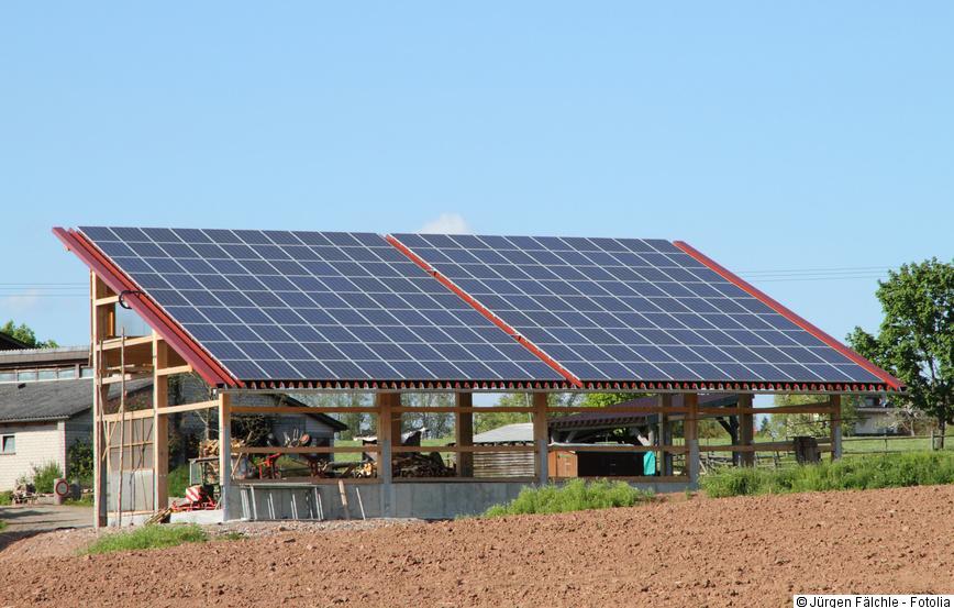 photovoltaik landwirtschaft infos zur nutzung der. Black Bedroom Furniture Sets. Home Design Ideas