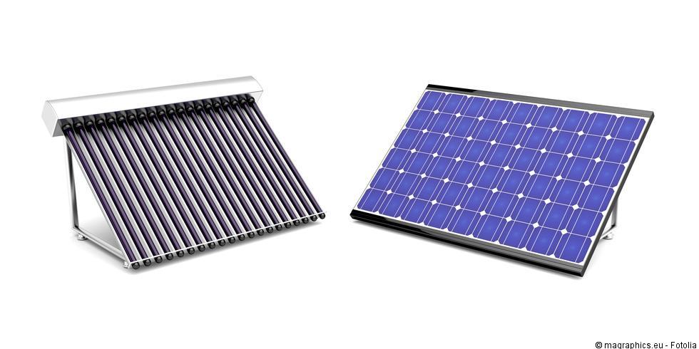 Entscheidungshilfe: Photovoltaik & Solarthermie im Vergleich