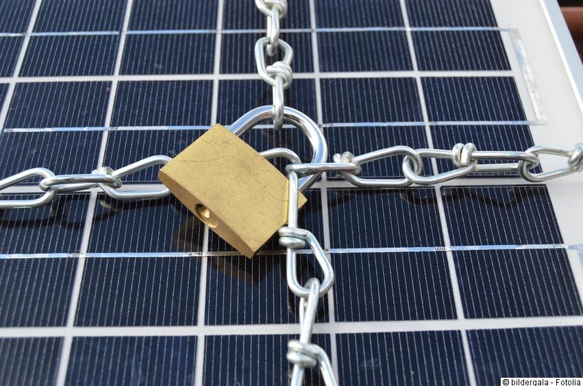 Versicherung solaranlage vergleich