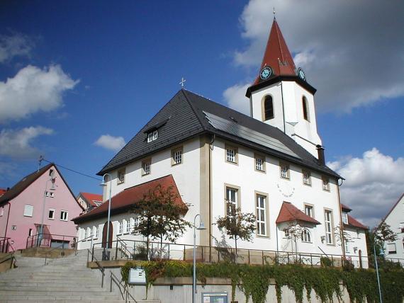 Photovoltaik Kirche