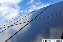 Dünnschicht Photovoltaik Module