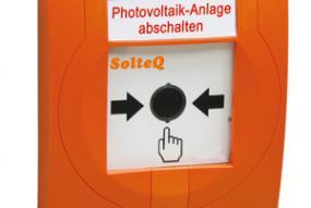 Notschalter für eine Photovoltaikanlage