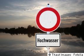 Hochwasser und Photovoltaik
