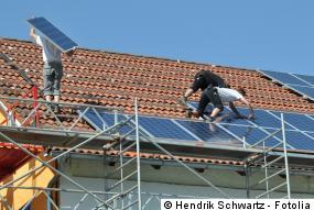 Montageversicherung für die Photovoltaikanlage