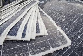 Photovoltaik Recycling