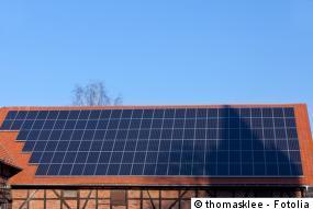 Verschattung Photovoltaikanlage