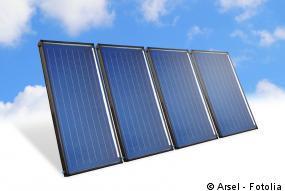 Solarthermie im Sommer