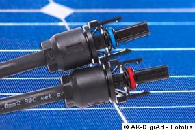 Verschaltung des Wechselrichters